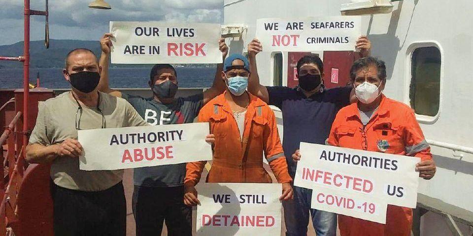 Accused tanker crew members of trafficking on MT Star Balboa